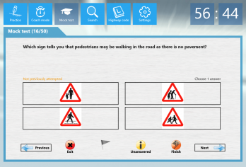 Theory Test for Car Drivers - windowstablet6